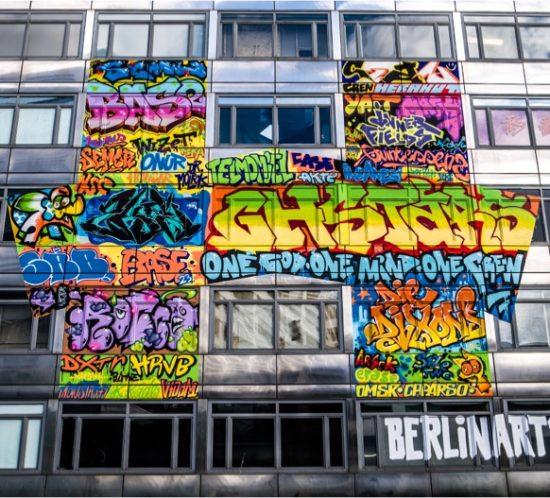 DriverGuides Berlin Art tours